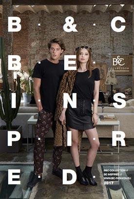 Catalogus B&C kleding