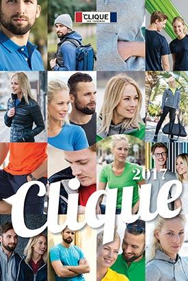 Catalogus Clique kleding