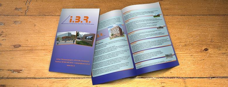 Brochure IBR techniek